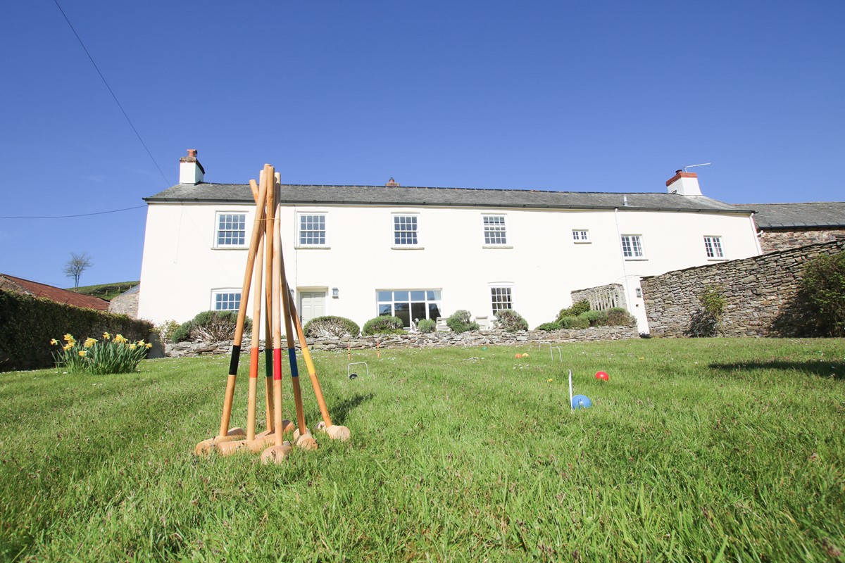 The Long House | Georgeham Holiday Cottages | Ocean Cottages