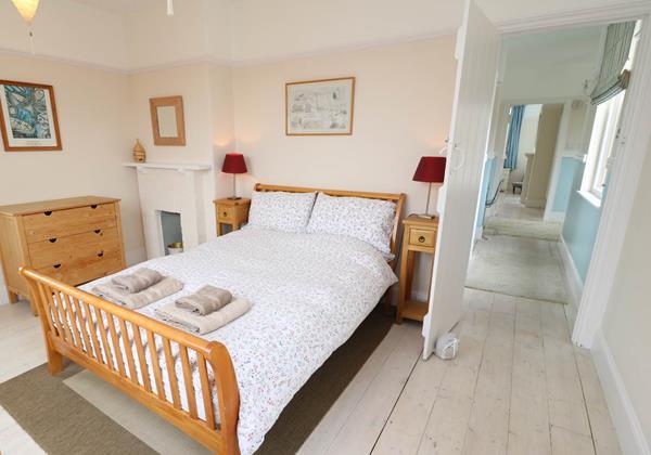 Broad De Croyde Holiday Cottages Bedroom 2