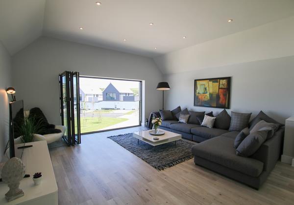 Sharlands 11 Croyde Holiday Cottages Living Room