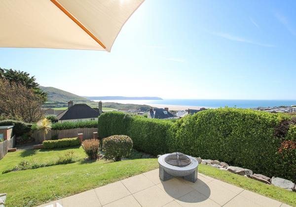 Long Beach House Woolacombe Holiday Cottages 10 Of 12