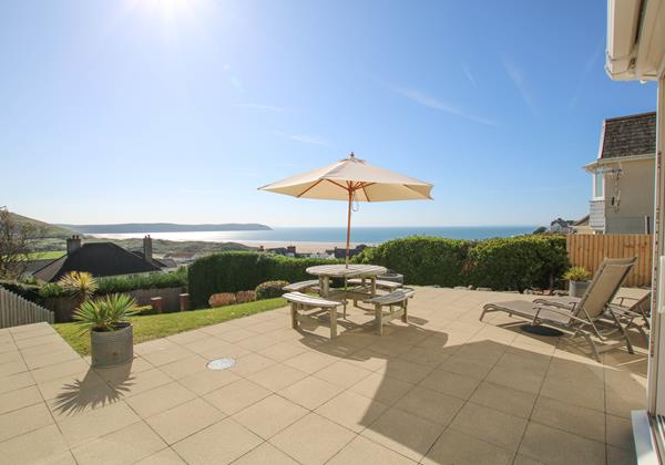 Long Beach House Woolacombe Holiday Cottages 6 Of 12