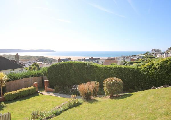 Long Beach House Woolacombe Holiday Cottages 12 Of 12