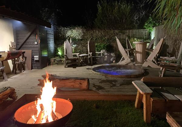 Chuggs Chill Out Croyde Holiday Cottages 66 Of 74