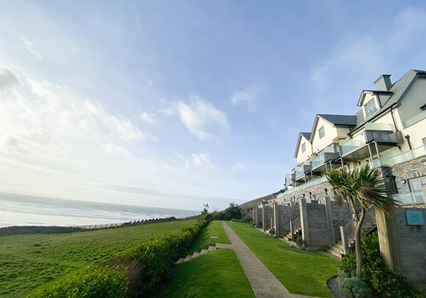 15 Ocean Point Saunton Holiday Cottages 23 Of 23