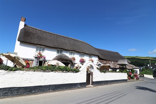 Croyde Holiday Cottages The Thatch