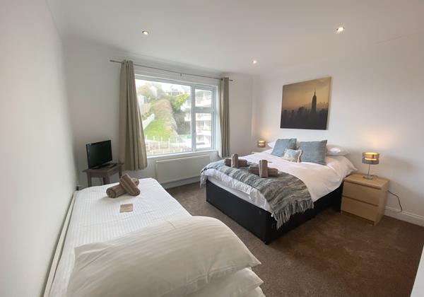 The Penthouse Woolacombe Holiday Cottages 53 Of 86