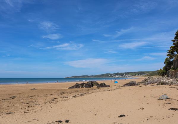 Putsborough Beach 2