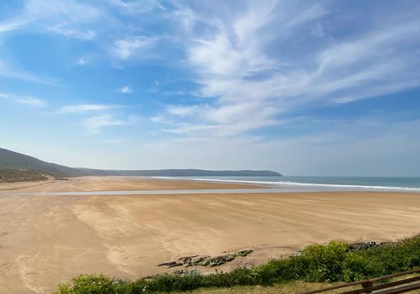 Woolacombe Beach To Putsborough 6 Of 7
