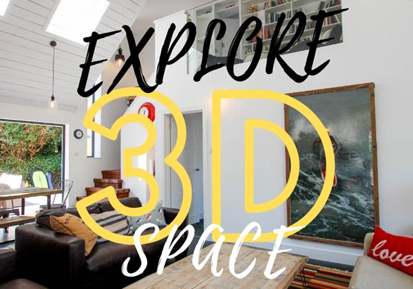 Explore 3D Space 2