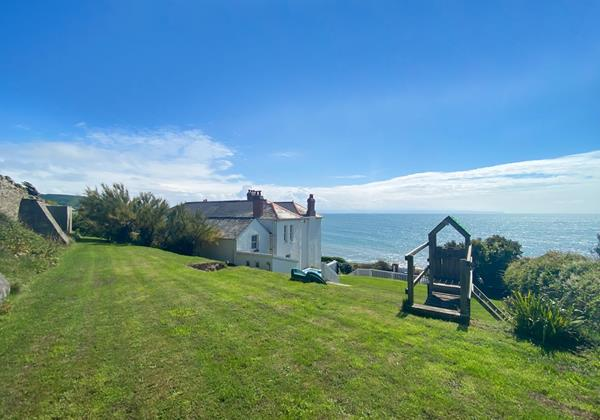 The White House Croyde Holiday Cottages 11 Of 18