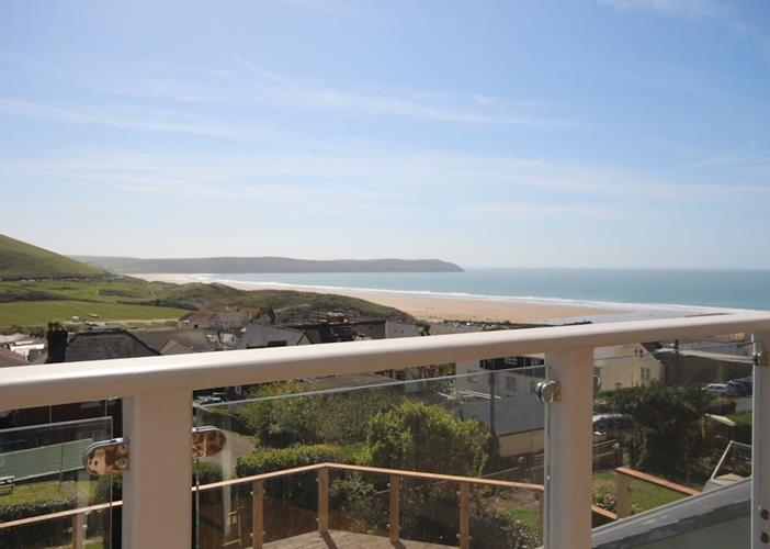 Marine View Woolacombe Holiday Cottages Fantastic View