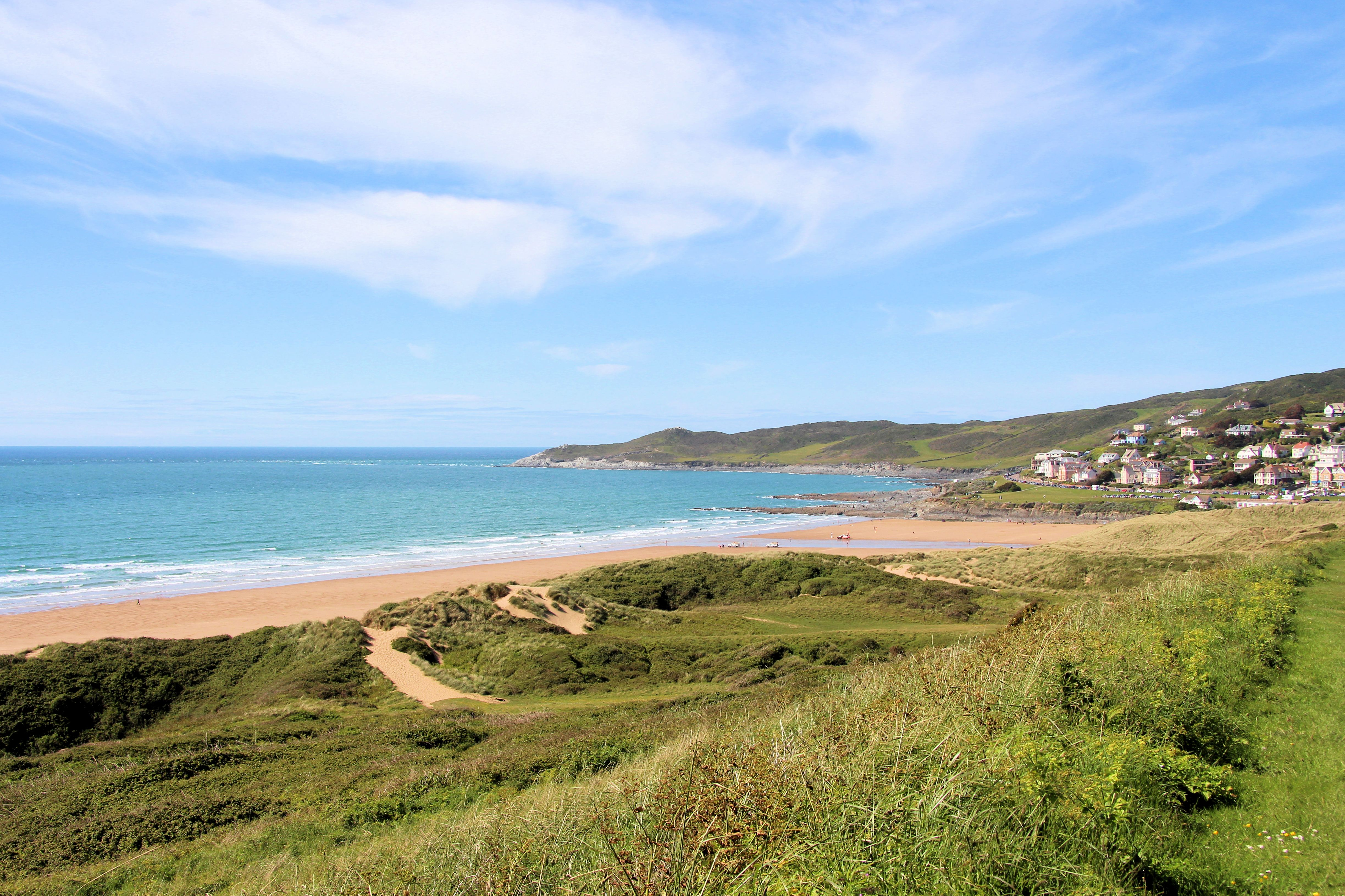 Woolacombe From Marine Drive